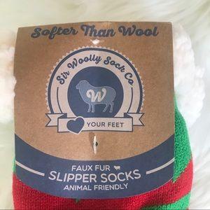 sir Woolly Sock Co Other - Christmas Slipper Socks